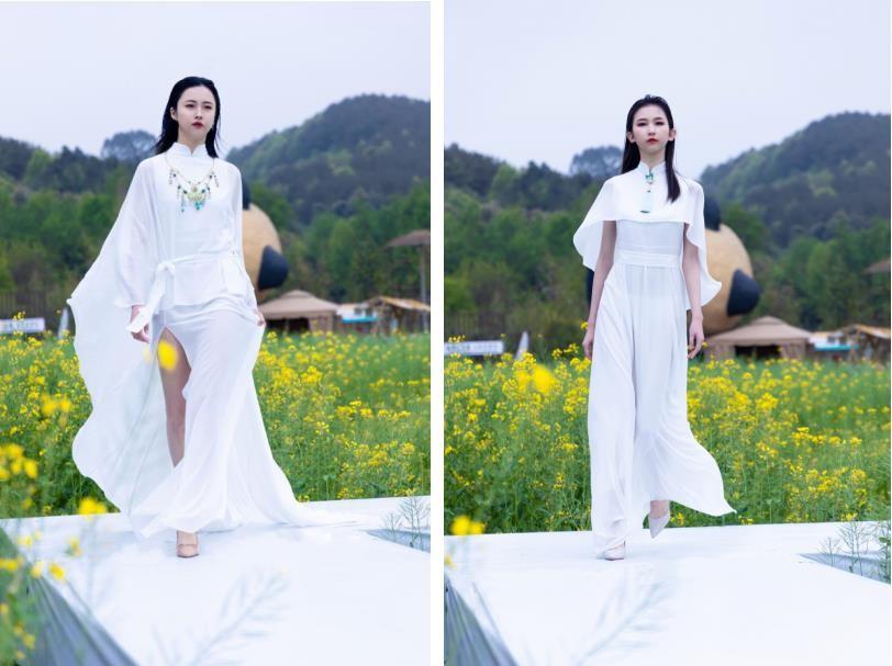 SS2021成都时装周 Vol.2|心慕原创 时尚自然