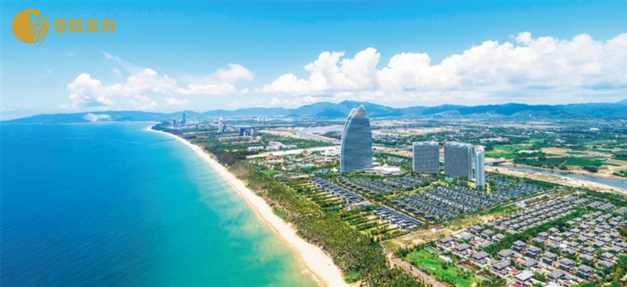 亚联集团积极参与三亚总部经济建设
