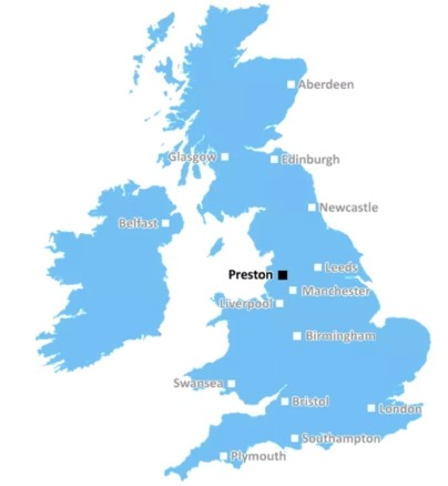 """联盟地产分析:英国西北部""""北方小曼城""""普雷斯顿为何值得投资"""