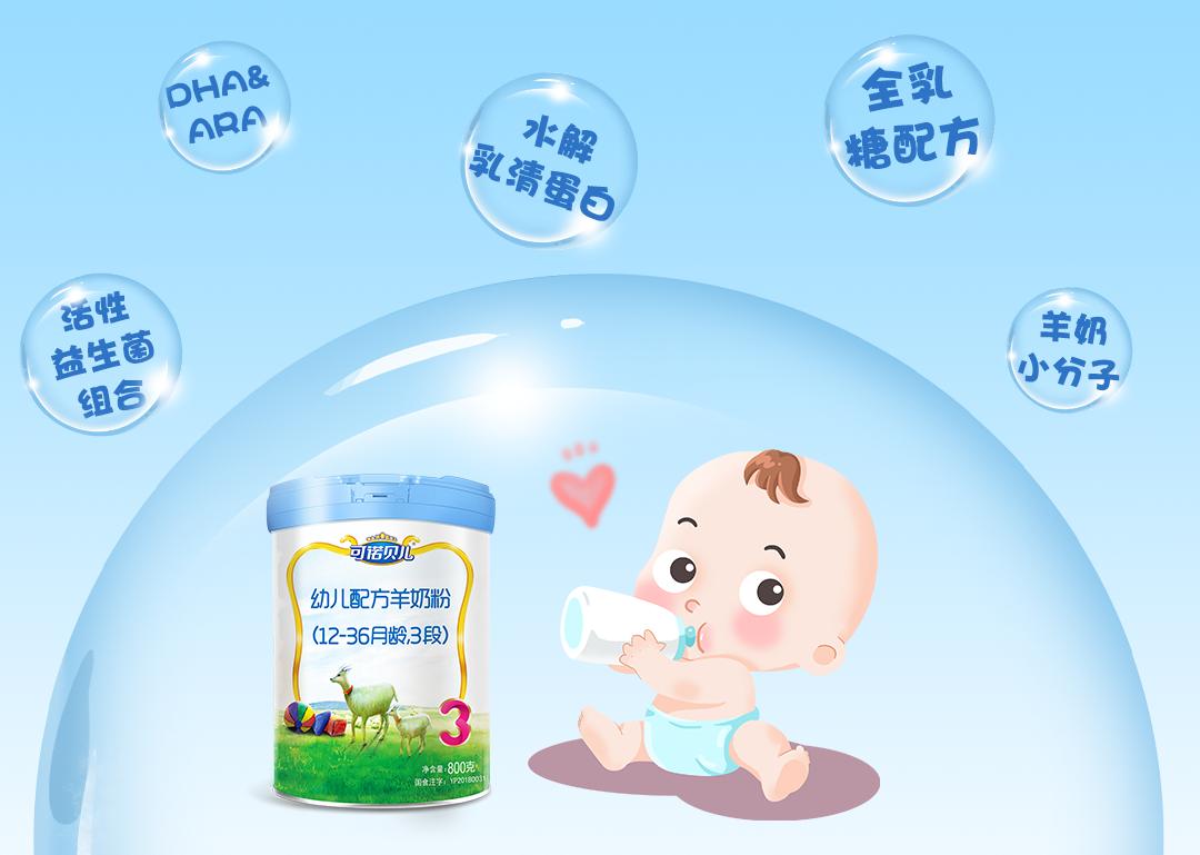 宝宝喝羊奶会贫血?这些谣言不可信!