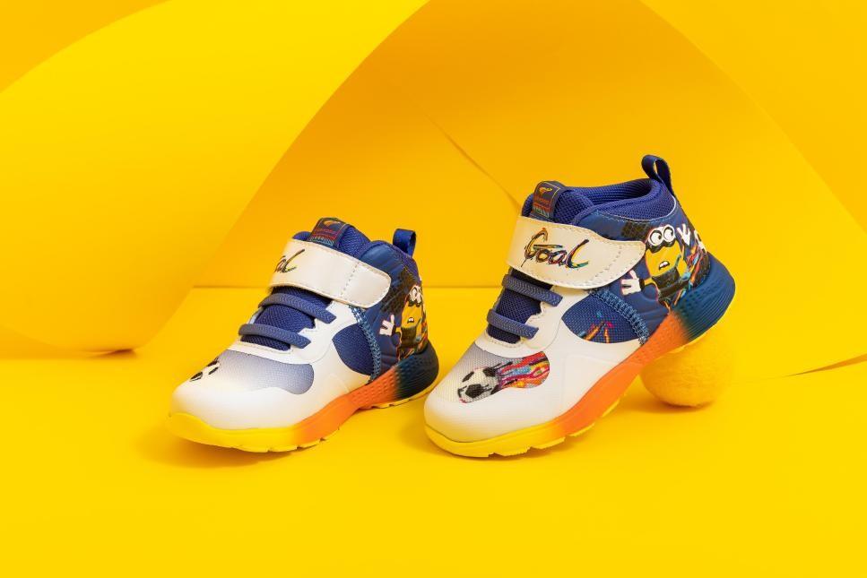 選鞋要講究,顏值與舒適度俱佳的兒童鞋更好