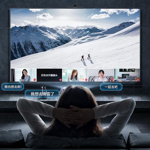 海信激光电视L9F系列推出2021年宅家新指南