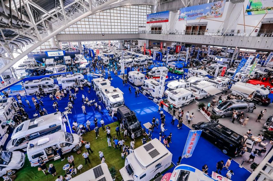 上海房车展首秀 第3届上海国际房车旅游博览会全面启动