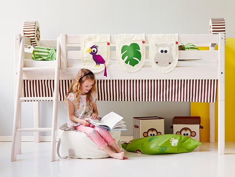 芙莱莎儿童家具评测——欧洲进口 环保与实用兼具