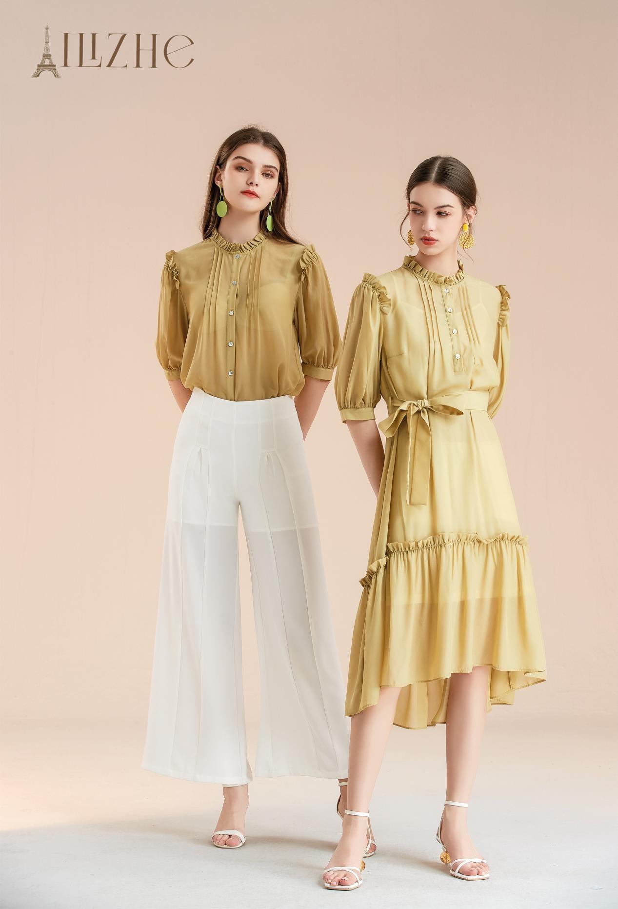 艾丽哲女装时尚品牌,为爱美的你打造百变风格