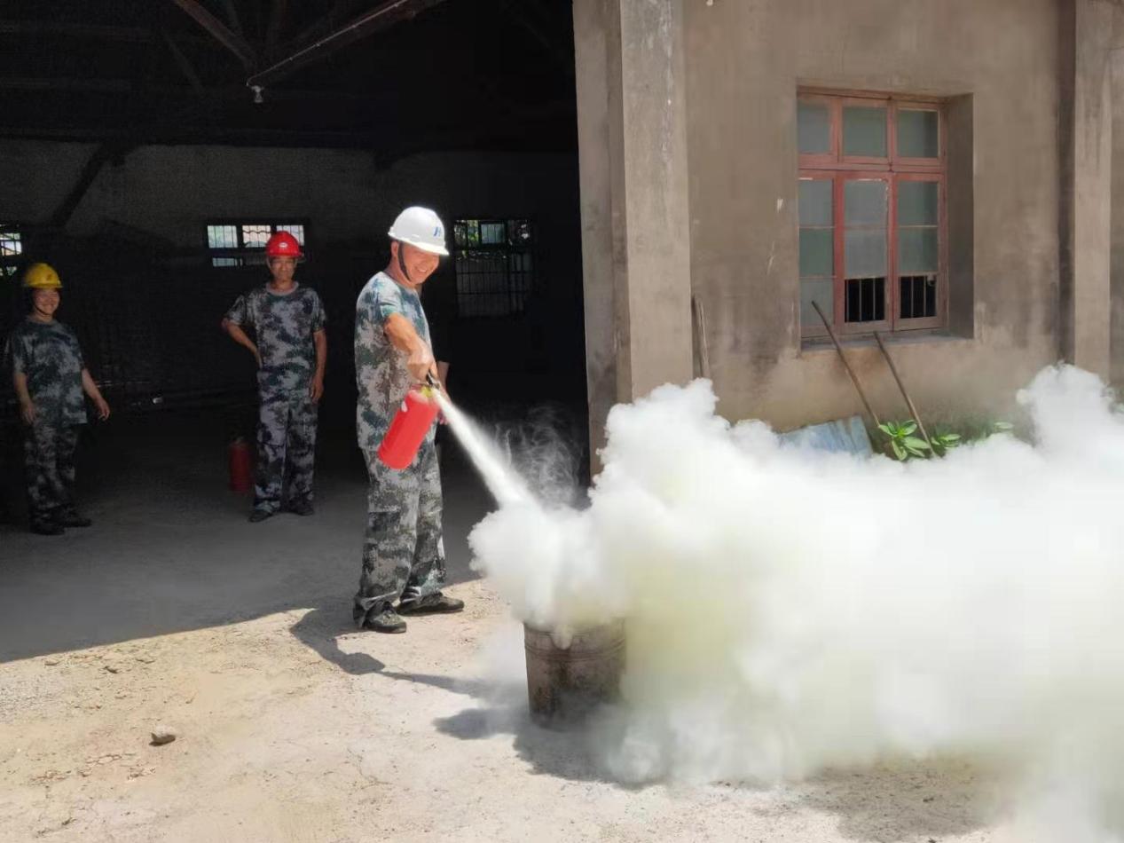 浙江江山顺风气体建立责任机制保安全