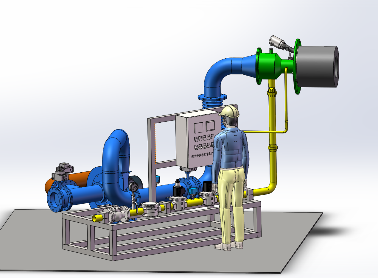 聚焦工業熱能設備定制與熱能技術服務,中爐國際助推熱工界蓬勃發展
