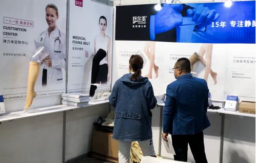 舒尔美亮相西北医疗展,以明星产品打造核心竞争力