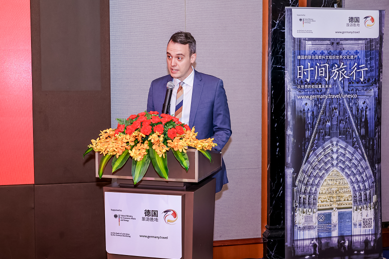 德国国家旅游局香港及南中国代表处举办实体混合虚拟记者招待会维持与业界的联系