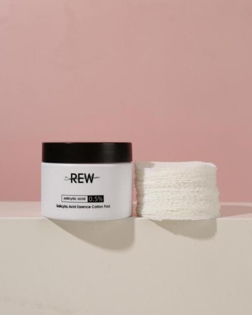 REW水杨酸棉片,打造刷酸后的蛋白肌