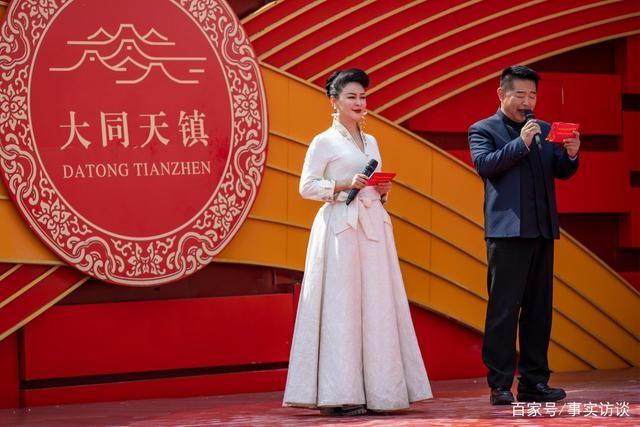 大同长城文化旅游季·天镇李二口长城文化节盛大开幕