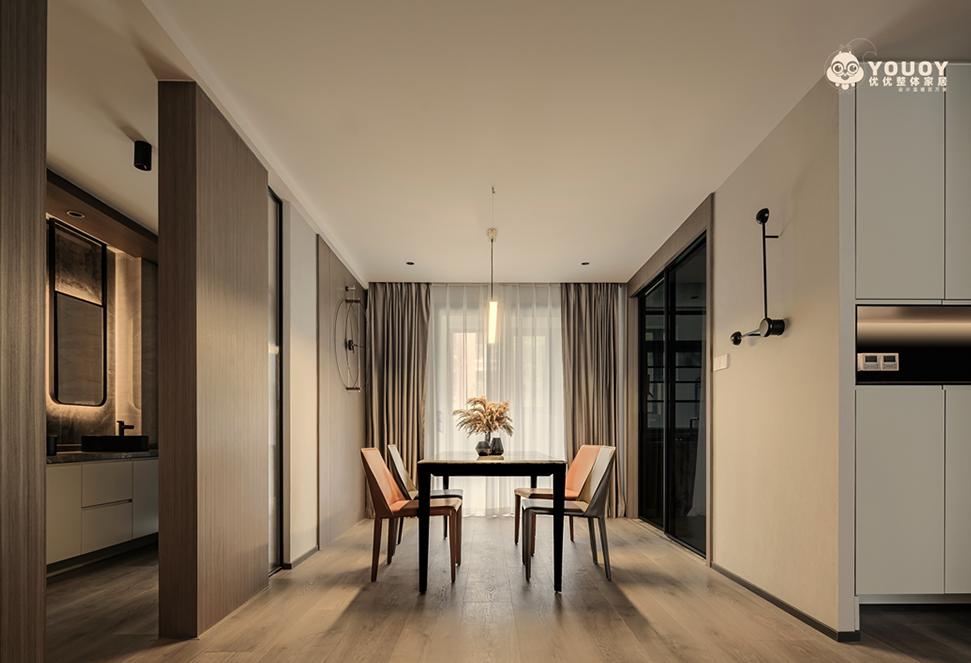 YOUOY整体家居,让设计100%落地呈现,成就梦想的家!