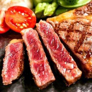 四川欧牛牛排专业精选 整块原切 让顾客爱上牛排