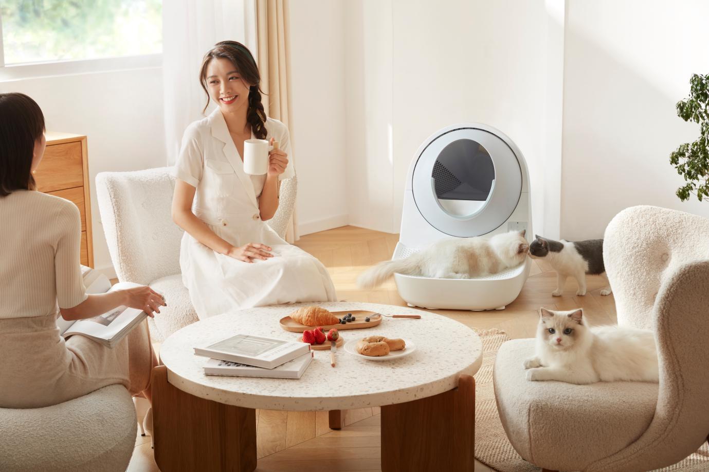 2021天猫金妆奖揭榜,宠物智能家居品牌CATLINK揽获两项大奖