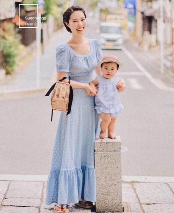 五一小长假遛娃走起!这样搭配亲子装高颜值又舒适