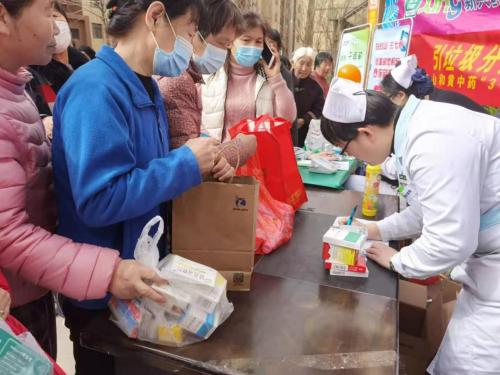 广药集团板蓝根助力乡村振兴