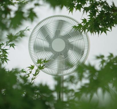 智米风扇,如置身于雨后森林,凉爽、舒适又安静-产业互联网