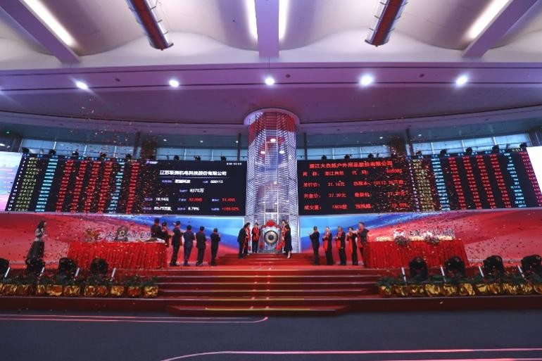 联测科技今日在上海交易所科创板上市