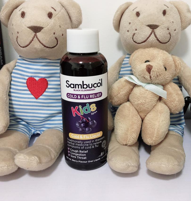 想要提高孩子免疫力?速戳Sambucol儿童黑接骨木糖浆