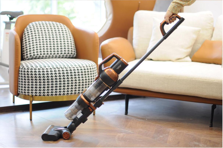 打扫卫生也要讲究仪式感,莱克立式吸尘器给你