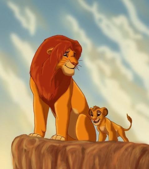 为什么说辛巴狮子王是个很好的育儿电影?
