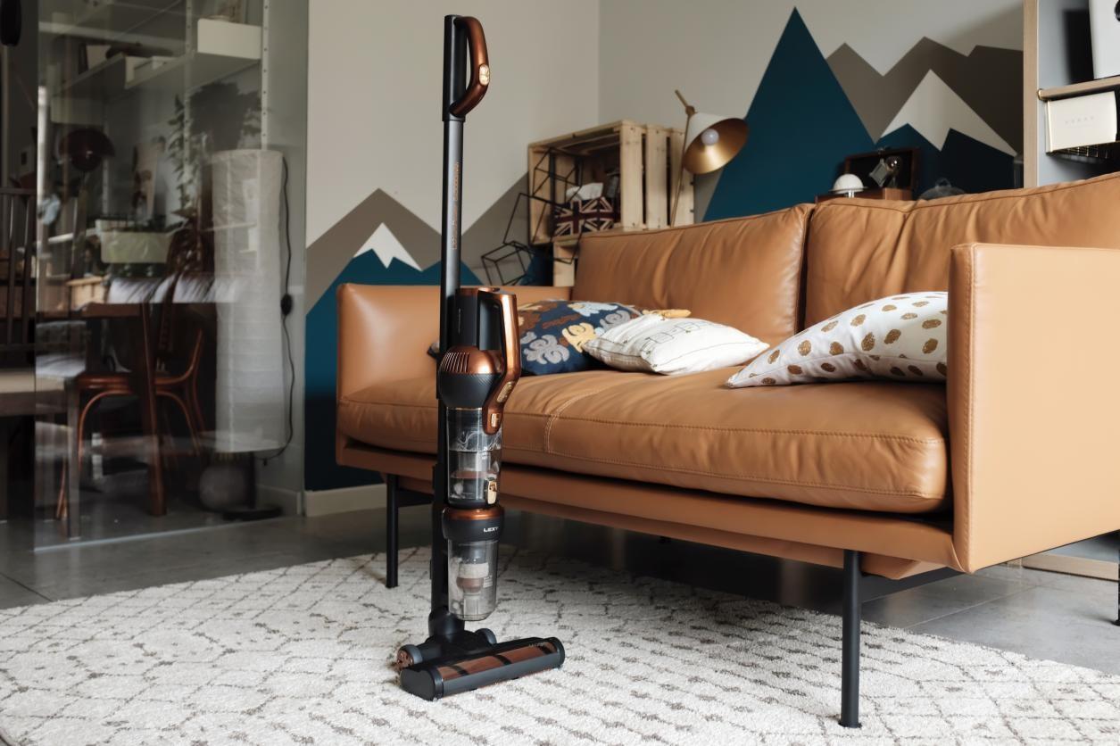 省心省力,打造高端品质生活,莱克立式吸尘器你喜欢么?