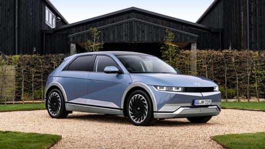现代汽车全新纯电动汽车IONIQ(艾尼氪) 5 欧洲媒体试驾好评如潮,消费者反响热烈