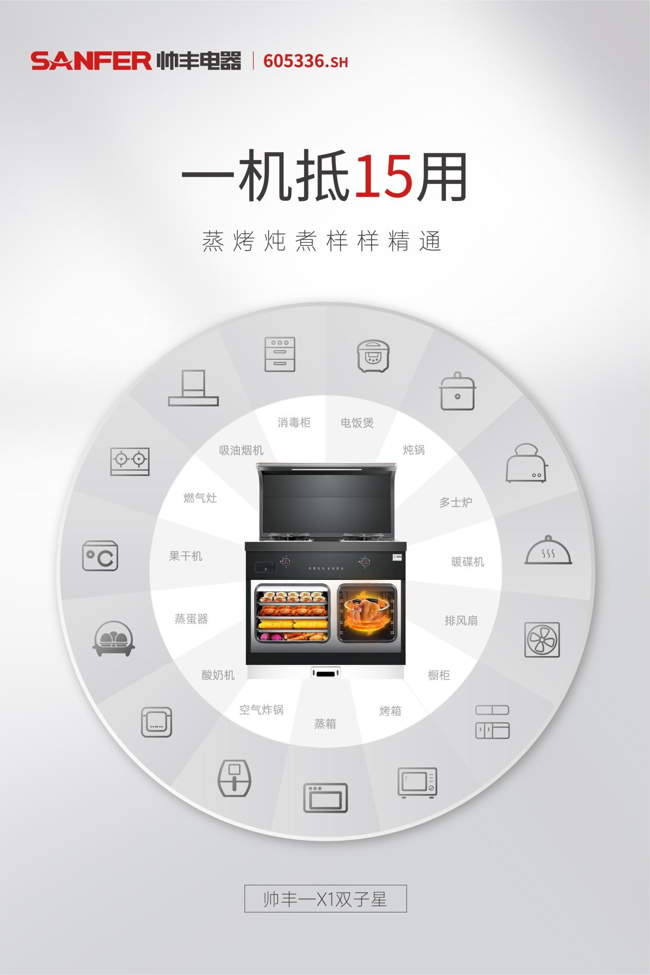 帅丰集成灶:发挥领军企业标准引领作用-产业互联网