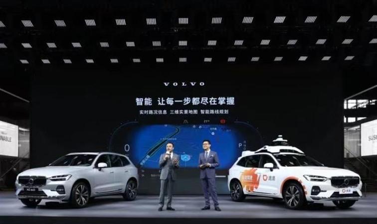 沃尔沃钦培吉:在2030年我们要成为一家纯电豪华车企