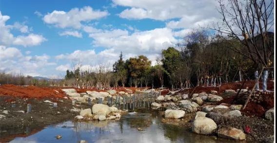 东方园林因地制宜做项目,助力昌宁争创国家级生态公园