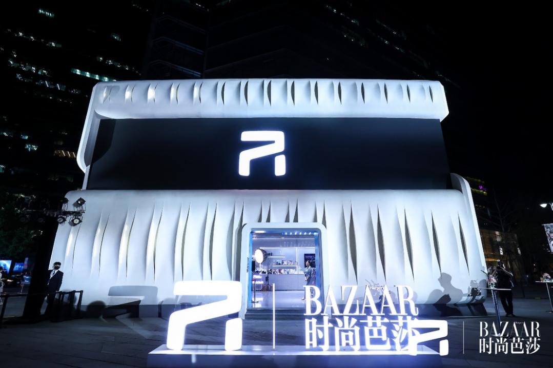 """""""帝都""""又添时尚打卡新地标 北京R SPACE登陆华贸广场"""