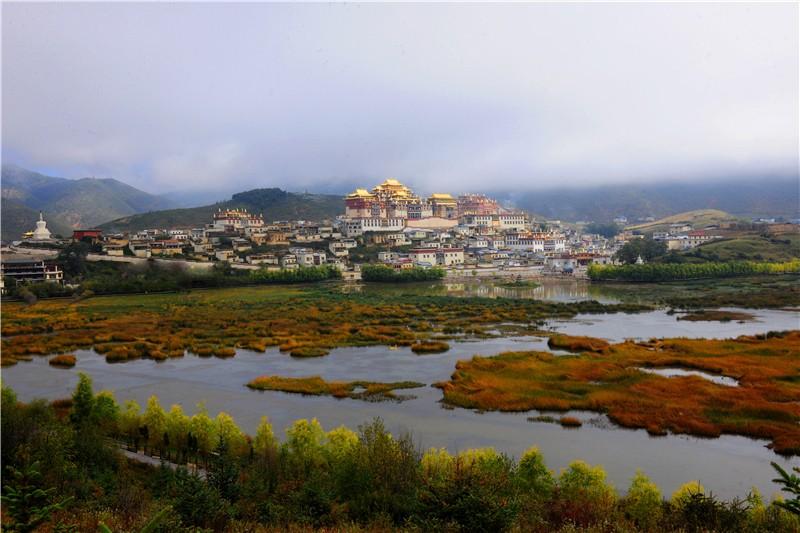 世界的香格里拉——迪庆,邀您共享心中的日月