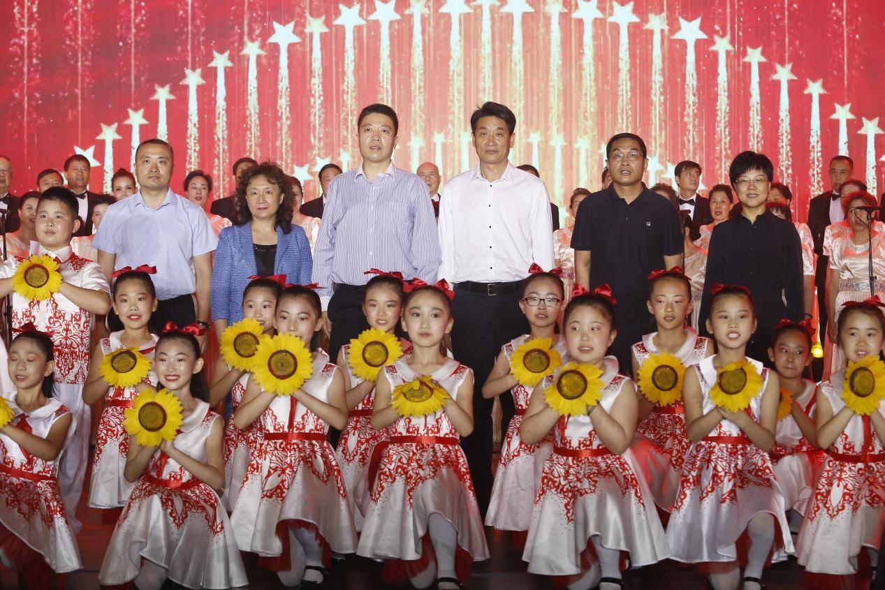 2021年第四届北京朝阳森林演出季举办主会场开幕特色活动
