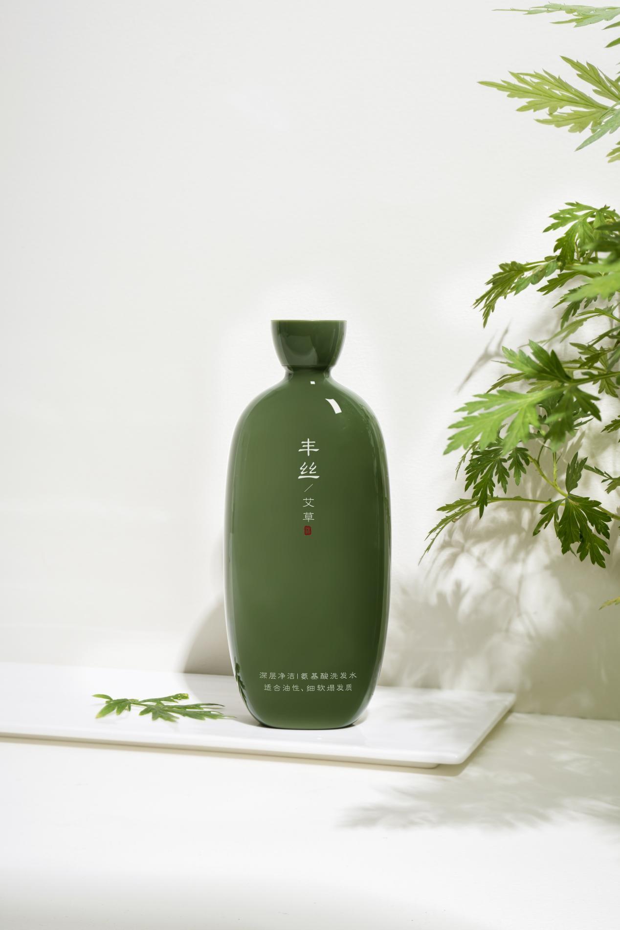 丰丝深度融合传统草本和现代工艺,创启中式洗护新模式