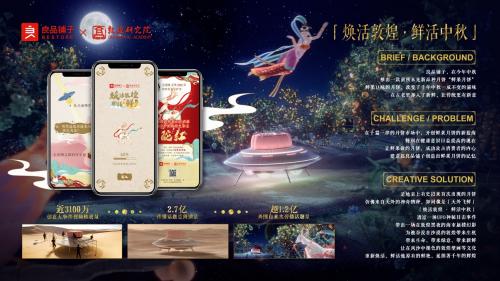 1金、3银、3铜、2优秀奖 蓝标传媒携手奥利奥斩获2021 IAI全场大奖!