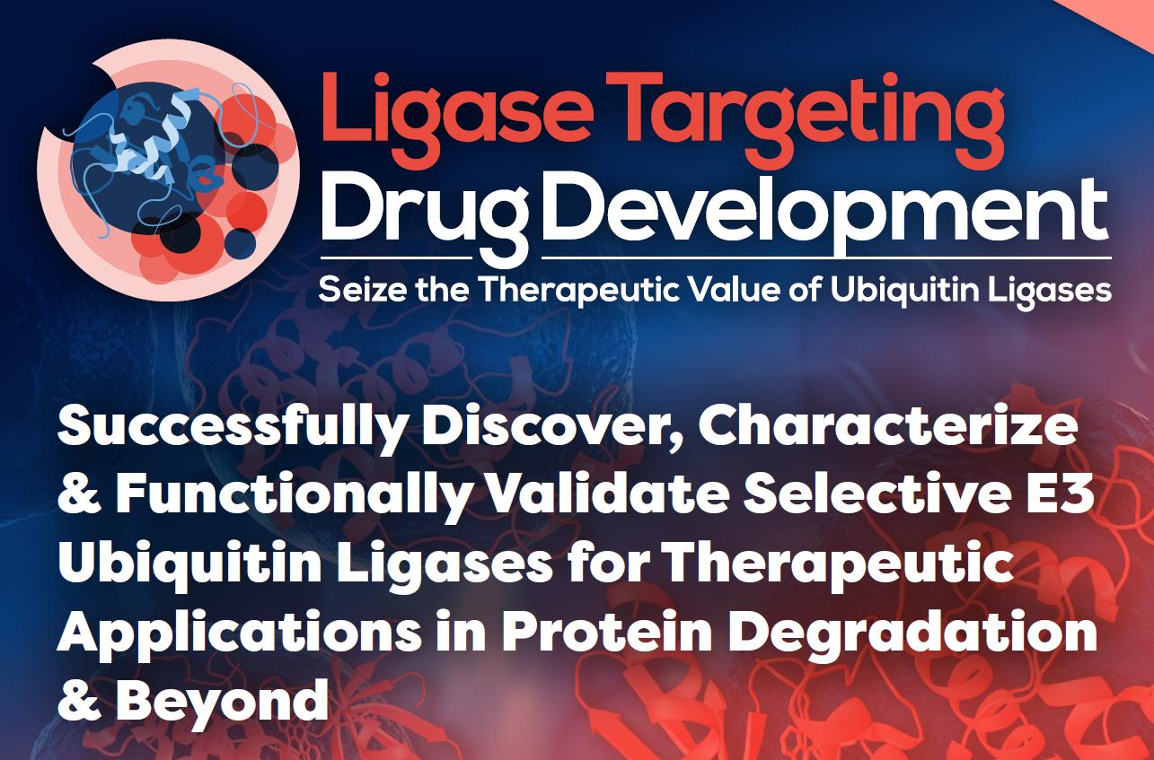 睿跃生物CULLGEN应邀参加连接酶靶向药物开发峰会