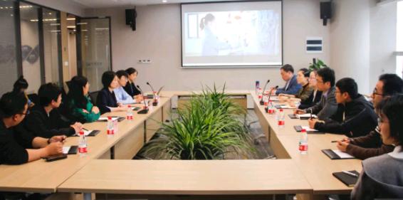 艾鷗科技受邀出席首期甬岱青年創客論壇