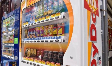 日本贩卖机的宝藏饮品非YOBICK莫属