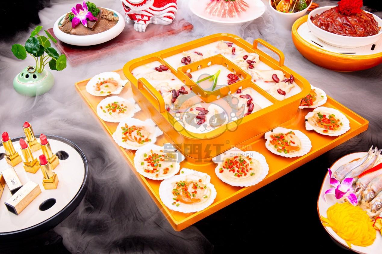 生活也需要仪式感,蜀门红带你吃美味火锅啦