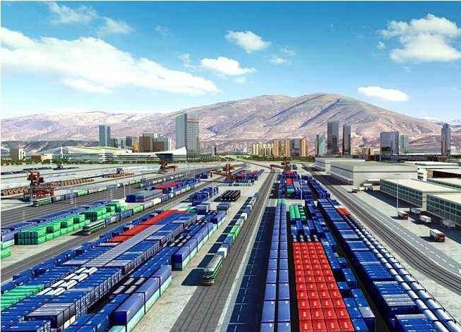 筑梦新丝路 唱响新物流 2021中国(兰州)国际物流交通博览会邀请函