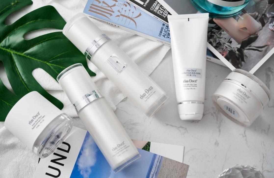 天然产品市场持续扩大 艾璐卡山羊奶系列领航护肤市场