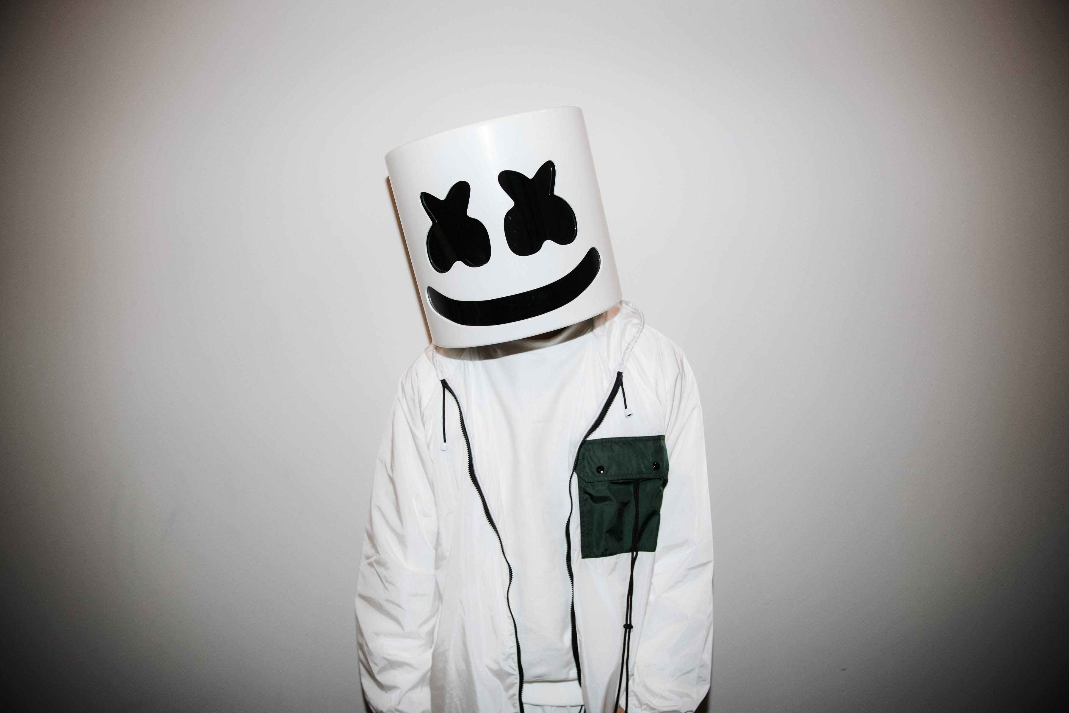 Marshmello开嗓,新专辑将拉手中国艺人连接音乐桥梁