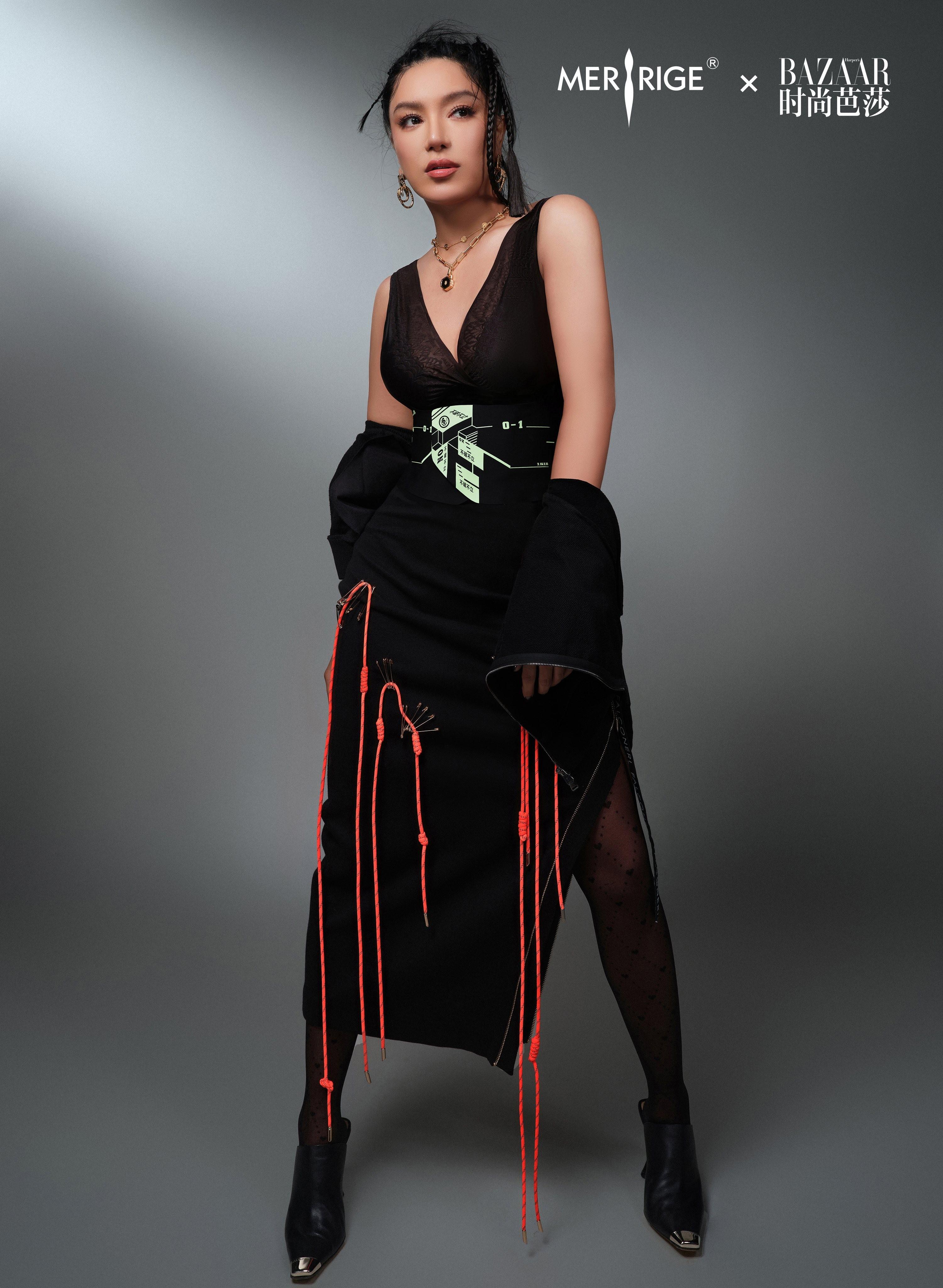 江映蓉同款瘦腰神器——美出新姿态