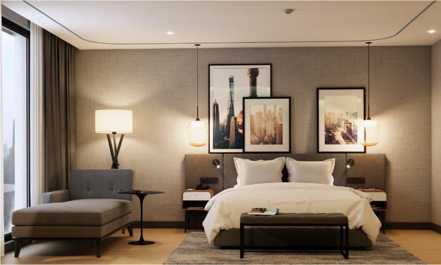 1年超50家 国际设计师酒店品牌踏上新征程