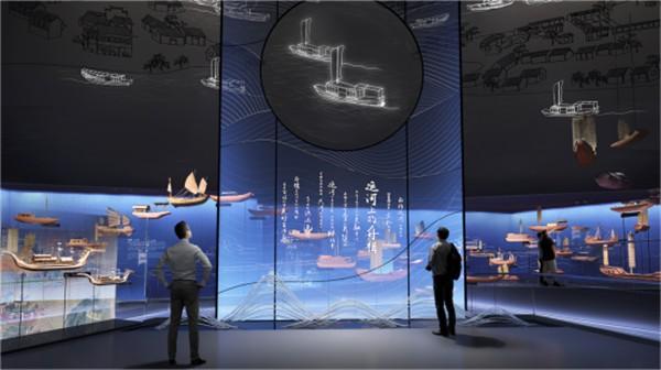 「中国大运河博物馆」正式开幕!
