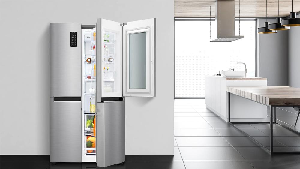 守护食材新鲜本味,LG透视窗冰箱呵护你的味觉和健康