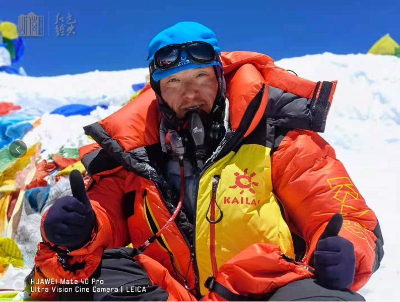 山门岗红色经典:2021首个登顶珠峰的酱酒品牌诞生