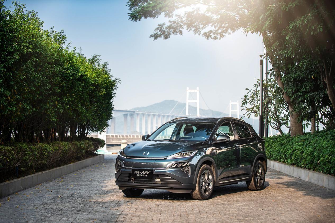 纯电市场竞争升级,合资纯电东风Honda M-NV品质制胜