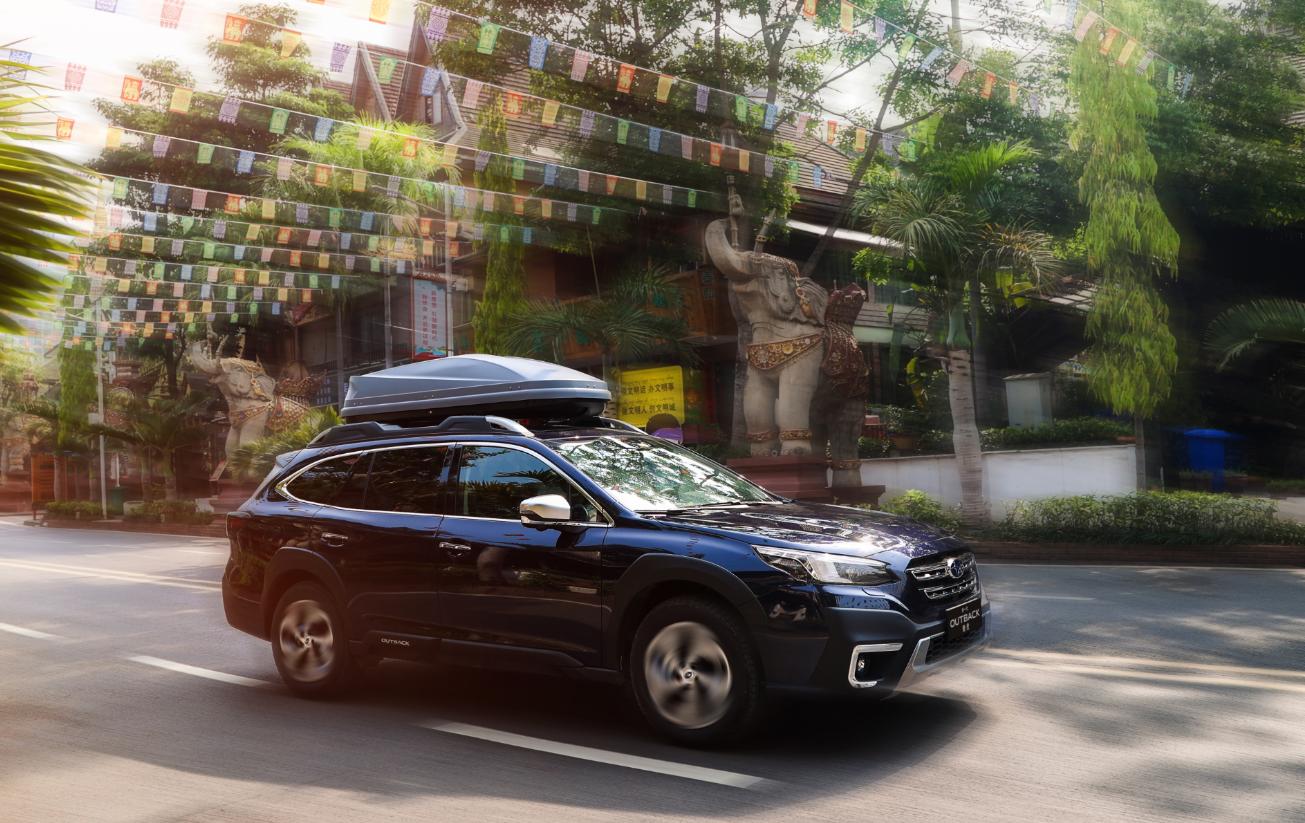 新一代傲虎实力再度精进,载物能力强驾乘舒适
