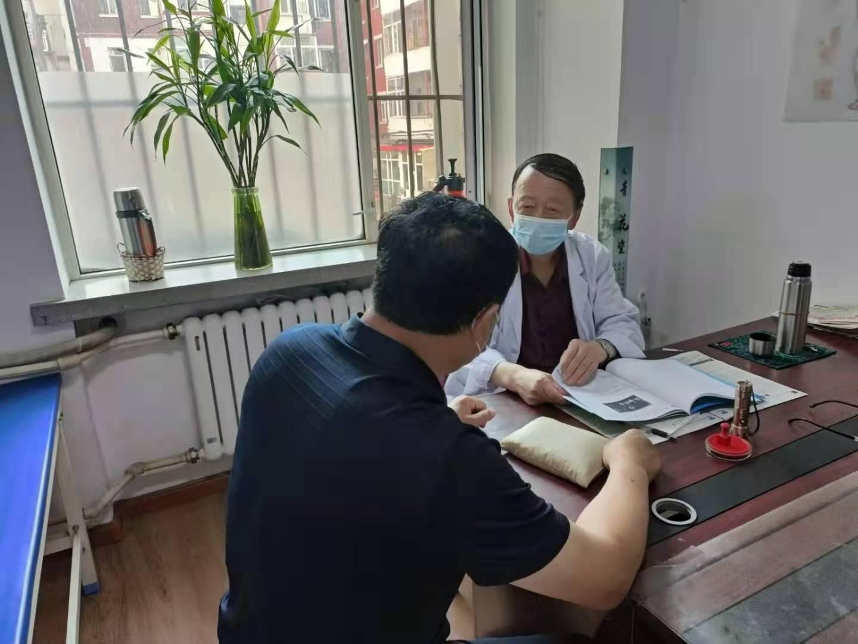 医大二院附近哈尔滨博仁综合门诊何福山教授治好了我的痔疮